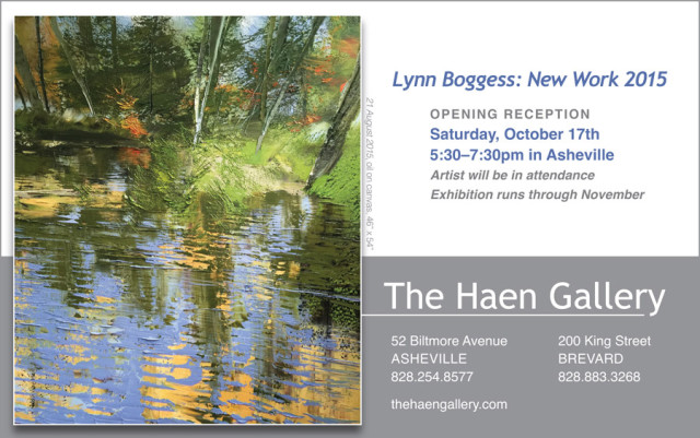 Annual Lynn Boggess Exhibition Planned