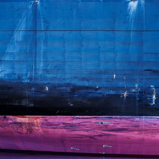 """Rothko Series 2: BD-3-3 [1/10]"" archival photo print on canvas, framed, 16"" x 16""<br /><strong>- <a class=""inquireLink"" href=""JavaScript:newPopup('http://thehaengallery.com/inquiry-form/?subject=Dan Kaufman: Rothko Series 2: BD-3-3, 16x16');"">Please inquire</a> -</strong>"