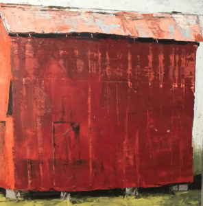 New paintings from Amy Sullivan